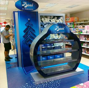 Carton & Promotional Displays