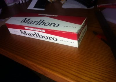 Marlboro reproduction packet