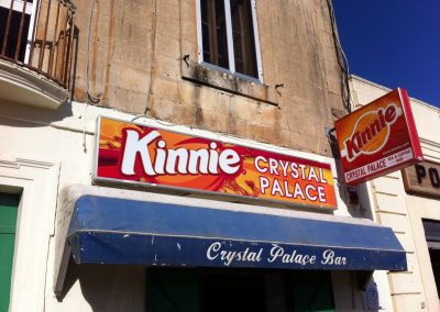 kinnie sign