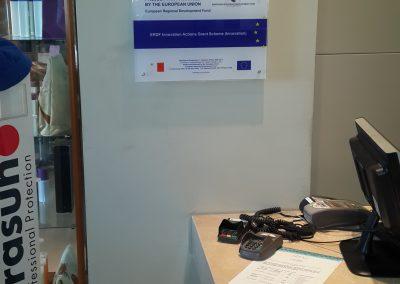 plaque A3 EU